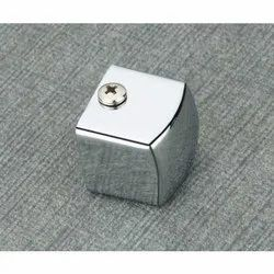 Stainless Steel Curtain End Cap