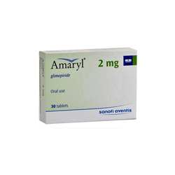 Amaryl Tablet (2 mg)