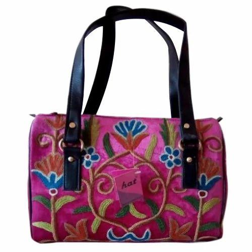 Hat Las Multicolor Handbag