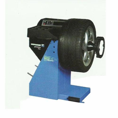 geodyna geodyana 7300l wheel balancer manufacturer from hyderabad rh indiamart com