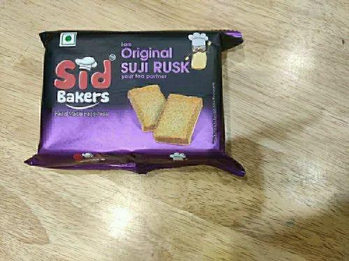 75 Gm Original Suji Rusk