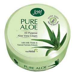 Joy pure aloe moisturizing cream, for Moisturization Nourishment The Skin