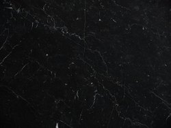 Rock Finish Black Marble Stone