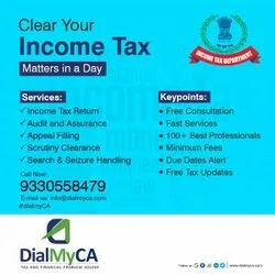Professional Income Tax Consultant, in Pan India