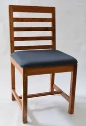Residential And Commercial Use Wood Mohh Dining Chair, For Home, Set Size: Single