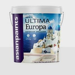 Asian Apex Ultima Paint, Packaging: 20 Litre