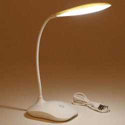 Forzza FO-TL002-Wh Polaris Battery Operated Flexible LED Light (White)