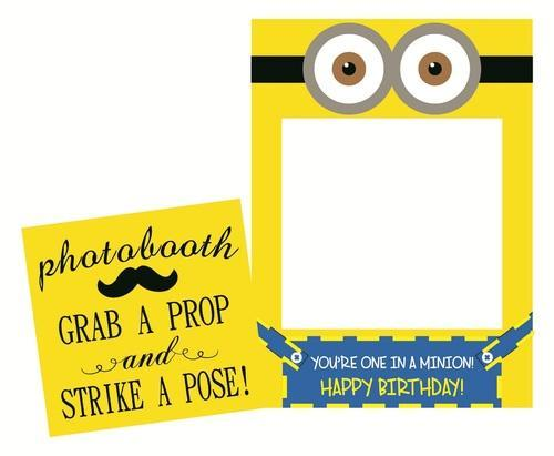 Photo Booth Props Frame and Signage at Rs 229 /piece | Party Props ...