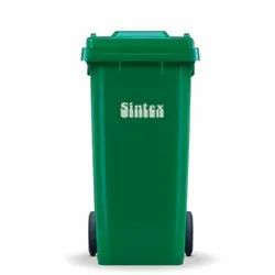 Sintex Pedal Operated Plastic Garbage Waste Bins