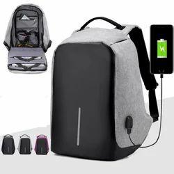 Anti Theft Waterproof Laptop Bag