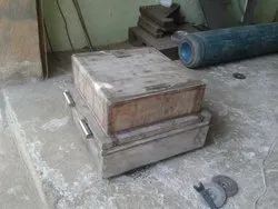Stainless Steel Mining Box