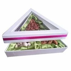 Triangle Dry Fruit Box