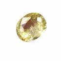 Certified Sri Lankan Yellow Sapphire