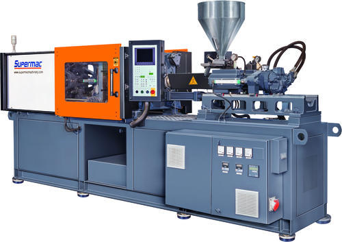 SUPERMAC Three Phase UPVC Pipe Fittings Injection Molding Machines, Rs 100  /unit   ID: 19423340762