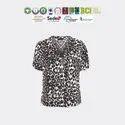 Women Sustainable Ladies Half Sleeve Shirts