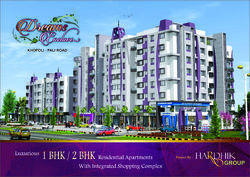 Dreams Enclave - Residential and Commercial Complex