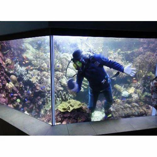 Mobile Aquarium Maintenance Business