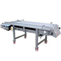 Food Machinery - PU Hoppers and Chutes
