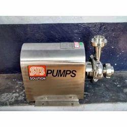 Dairy SS Pump