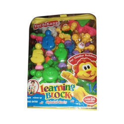 Multicolor Baby Learning Block