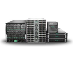 HP Rack Server