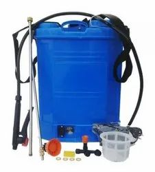 Blue Brass Agricultural Disinfectant Manual Sprayer, Capacity: 16 liters, Model Name/Number: UKI-16M