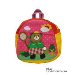 Cotton Printed Supersoft Multipurpose Soft Toys Bag -Bag-26