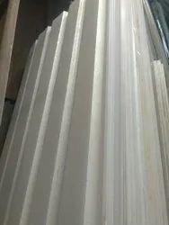 Polycarbonate Profile Roofing Sheet