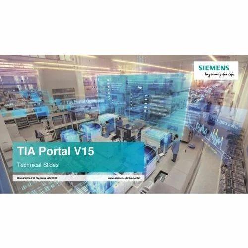 Siemens Hmi Software Tia V14 , Tia V15 in Shastri Nagar