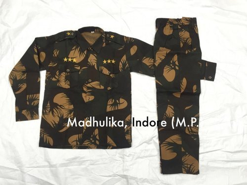 Madhulika Military Costumes