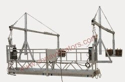Suspended Wire Rope Platform