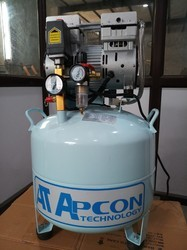 Co Axial Oil Free Air Compressors