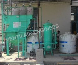Automobile Effluent Treatment Plant
