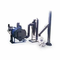 SIB Steam Boiler With Accessories