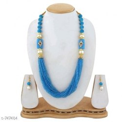 Artificial Pearl Mala for Stylish Women jewellery