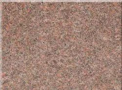 Red Polished Zed Brown Granite, For Flooring, Thickness: 15-20 mm