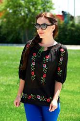 Romanian Traditional Top Blouse