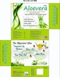 Aloevera Natural Moisturizer Soap
