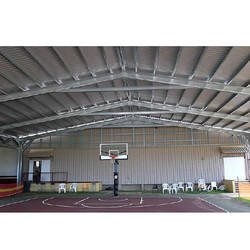 Basketball Court Steel Structure