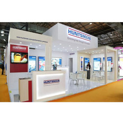 Exhibition Stall, For Advertising Purpose
