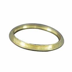 Brass Circle & Ring