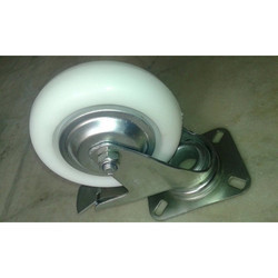6 x 2 Inch PP White Caster Wheel