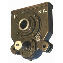 KIC 3 To 15 HP Cast Iron Fenner Shaft Mounted Speed Reducers, RPM : 70