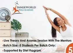 Unisex Online Yoga Classes