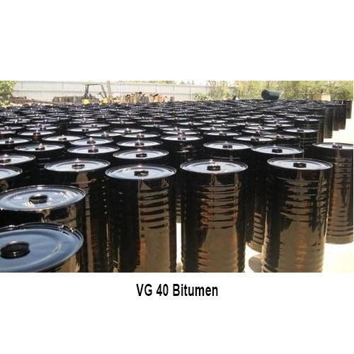 VG 40 Bitumen, Pack Size(kilogram): 180 Kg And 20000 Kg