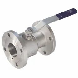 SS 302 Single Piece Ball Valve