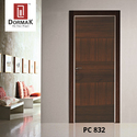 PC-832 Waterproof Premium Coated Designer Wooden Door