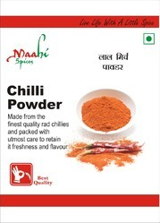 Red Chill Powder Pouch
