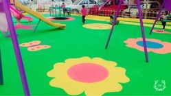 EPDM Flooring For Children Play Area