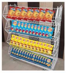 Metal Display Racks, For departmental store